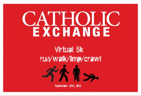 Catholic Exchange Virtual 5K