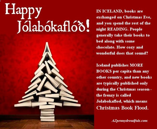 Happy Christmas Book Flood!