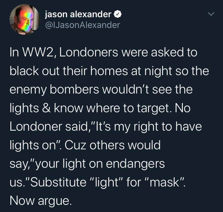 London blackout