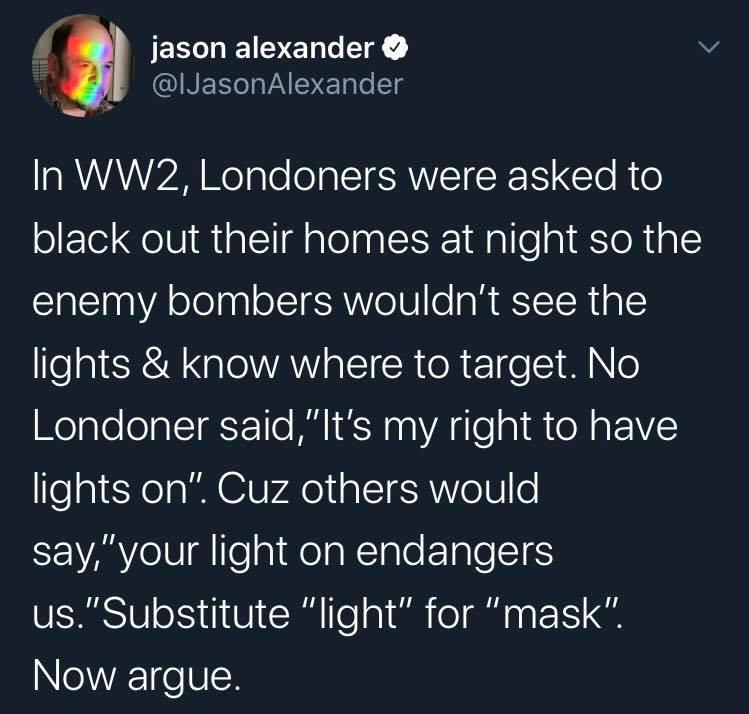London blackout