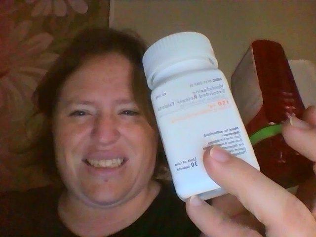 Me and my meds.