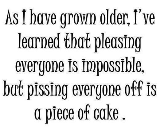 My new motto.