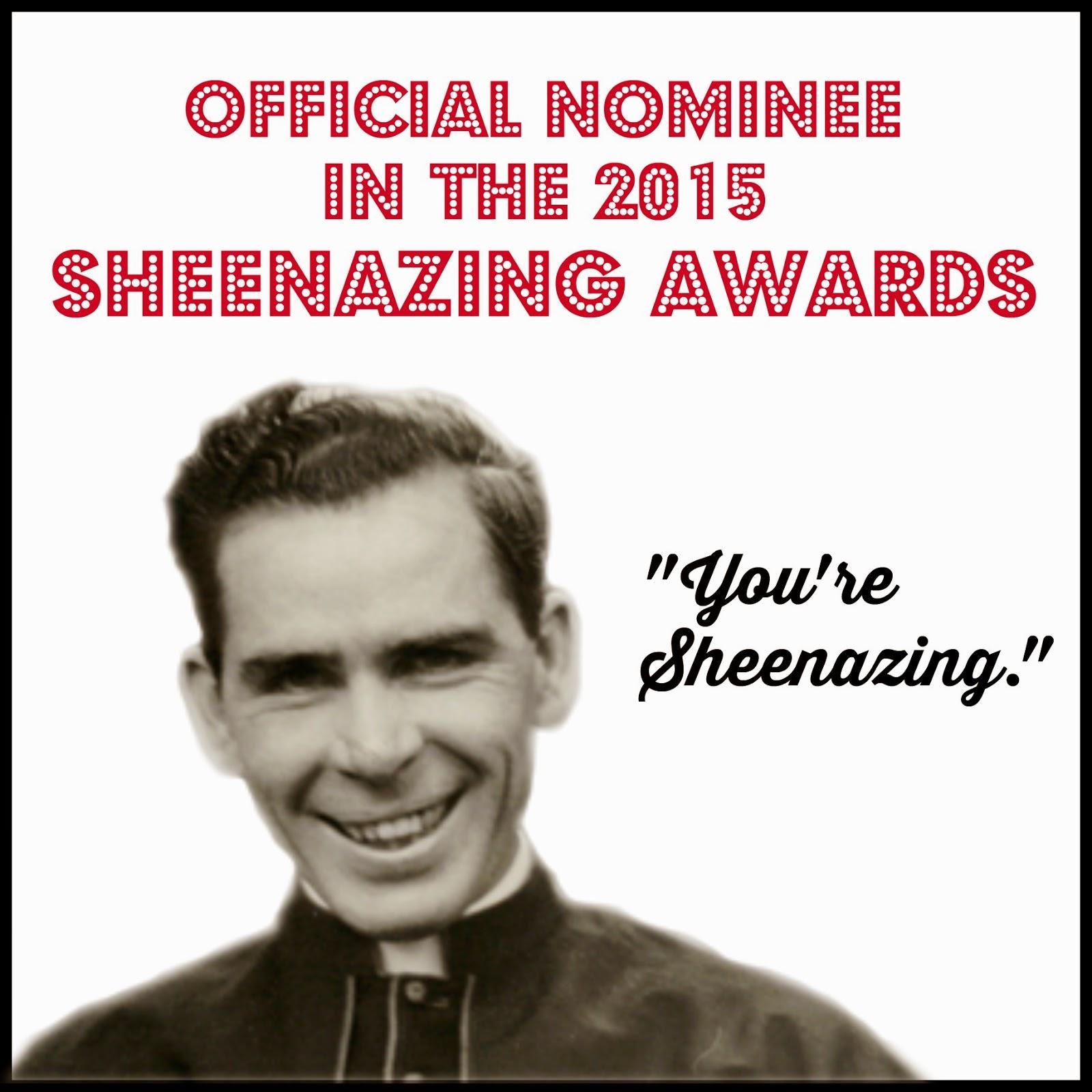 Sheenazing nominee.