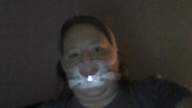 CPAP selfie!